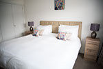 king size double room accommodation in Portree on the Isle of Skye